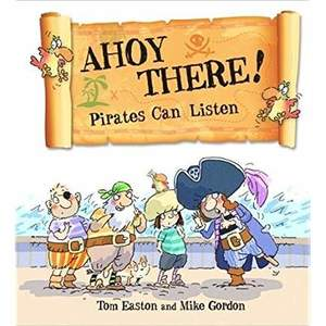 Ahoy there! Pirates can listen