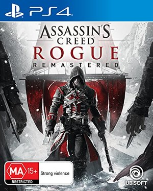 #8 Assassin's Creed Rogue: Remastered