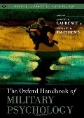 Oxford Handbook of Military Psychology (Oxford Library of Psychology), The