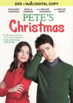 Pete's Christmas DVD + VUDU Digital Copy (2013) Zachary Gordon, Molly Parker, Bailee Madison, Bruce Dern
