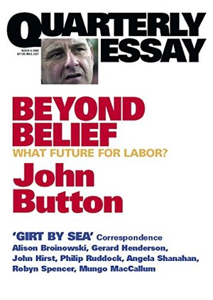 Beyond Belief : What Future for Labor?