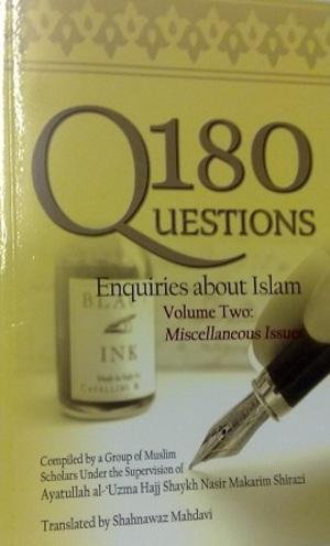 180 Questions Enquiries About Islam Volume Two: Various issues