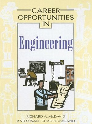 Career Opportunities in Engineering (Career Opportunities (Hardcover))