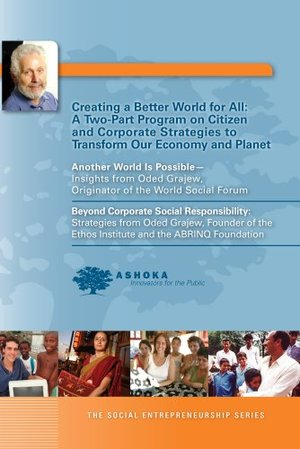 Another World is Possible: Insights from Oded Grajew, originator of the World Social Forum