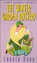 Winter Garden Mystery (Daisy Dalrymple Mysteries, No. 2), The