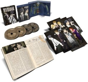 91 Days: Complete Series (Limited Edition Blu-ray/DVD Combo)