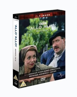 'Allo 'Allo! (TV series- Season 3 &4)