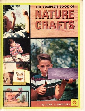 Golden Book of Nature Crafts