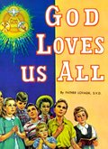 God Loves Us All (pack of 10)