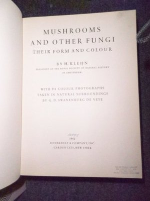 Mushrooms and Other Fungi