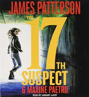 17th Suspect (Women's Murder Club) CD, Abridged, Audiobook, The