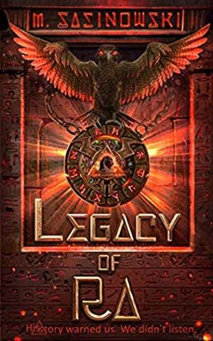 Blood of Ra #3: Legacy of Ra