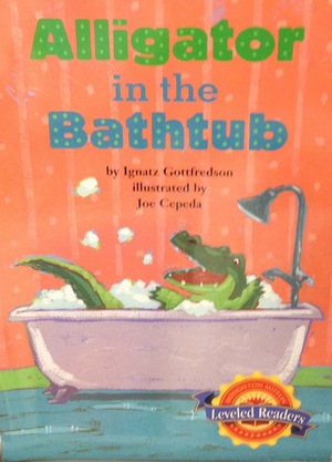 Alligator in the Bathtub (6)