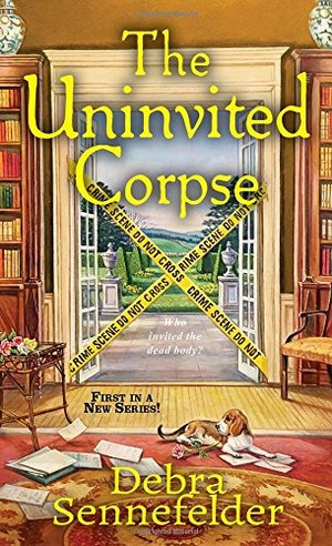 Uninvited Corpse (Food Blogger Mystery), The