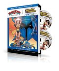 Wonder Woman: Gods and Mortals (Book & DVD Set)