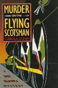 Murder on the Flying Scotsman (Daisy Dalrymple Mysteries, No. 4)
