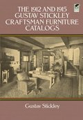 1912 and 1915 Gustav Stickley Craftsman Furniture Catalogs, The