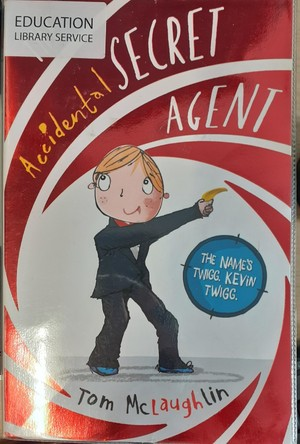Accidental Secret Agent, The