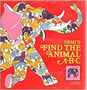 Find the Animal ABC Big Book