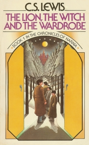 Chronicles of Narnia #1: The Lion, The Witch, And The Wardrobe, The