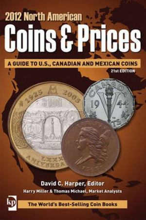 2012 North American Coins and Prices