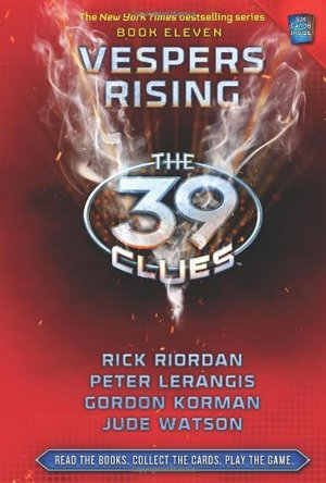 Vespers Rising (The 39 Clues, Book 11)