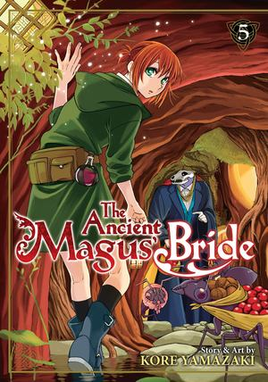 Ancient Magus' Bride Vol 5