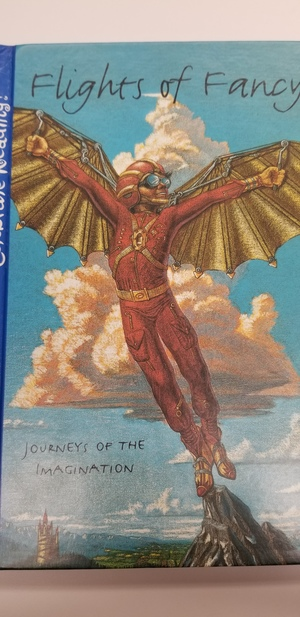 Flights of Fancy: Journeys of Imagination (Celebrate Reading! Grade 5 Book A)