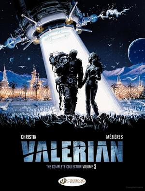 Valerian & Laureline - The Complete Collection