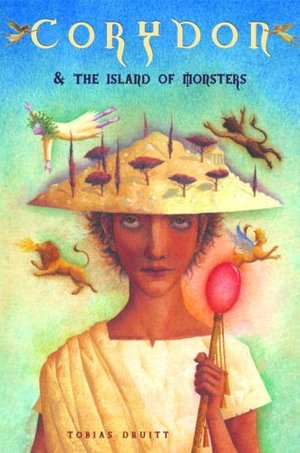 Corydon and the Island of Monsters (Corydon Trilogy)