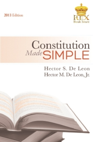 Constitution Made Simple