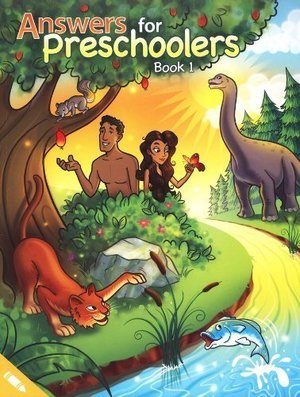Answers for Preschoolers (Student Book 1)