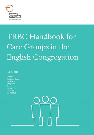 TRBC Handbook for Care Groups in the English Congregation