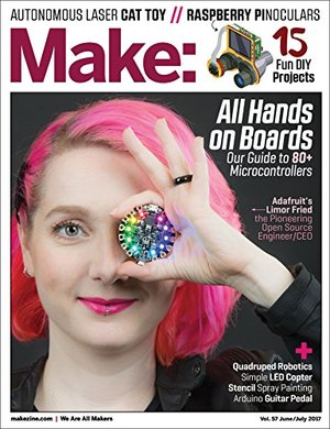 Make: Volume 57: Boards Guide 2017