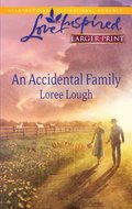Accidental Family (Love Inspired Larger Print), An