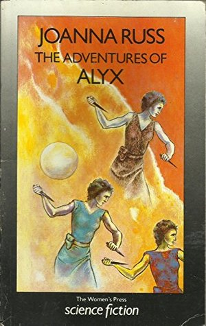 Adventures of Alyx (The Women's Press science fiction series), The