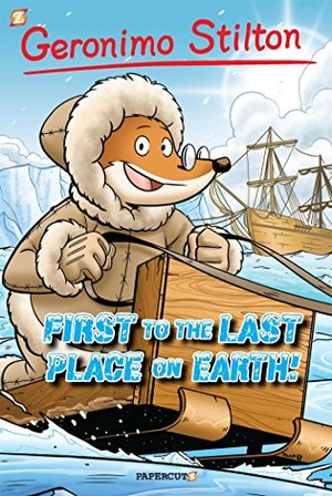 Geronimo Stilton #18:
