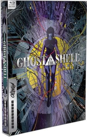 Ghost in the Shell Limited Edition Steelbook (Blu-ray)