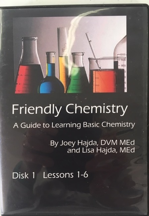 Friendly Chemistry Disk 1