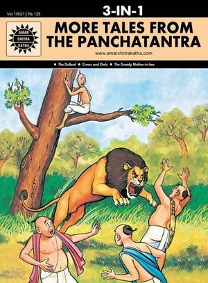 More Tales From The Panchatantra (10021)
