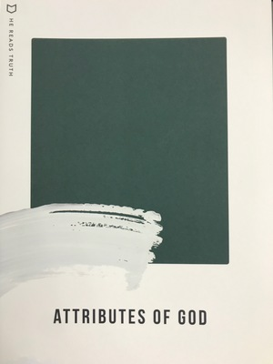Attributes of God HRT 2019