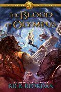 Blood Olympus-heroes of Olympus Series, The