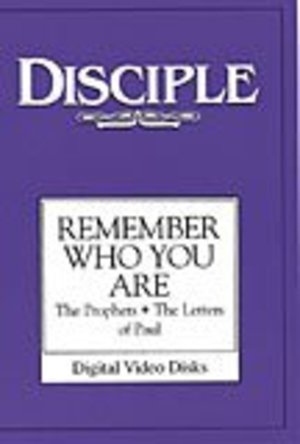 Disciple III: Remember Who You Are