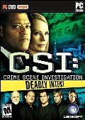 #5 CSI: Deadly Intent