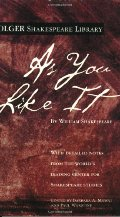As You Like It (Folger Shakespeare Library)