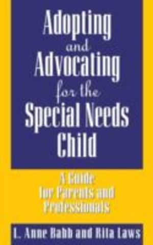 Adopting and Advocating for the Special Needs Child