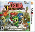 Legend of Zelda: TriForce Heroes - 3DS, The