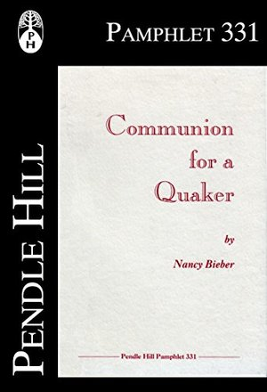 Communion for a Quaker