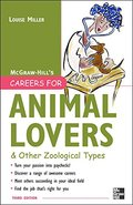 Careers for Animal Lovers (Careers For Series)