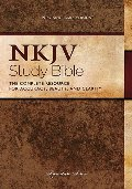 NKJV Study Bible: Second Edition, The
